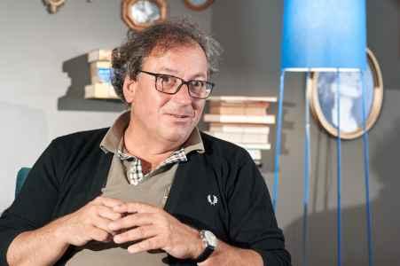 Der Indendat Robert Pienz vom Schauspielhaus Salzburg im Interview fuer IKP Schoellerbank