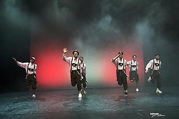 HIP HOP GOES THEATRE 2017