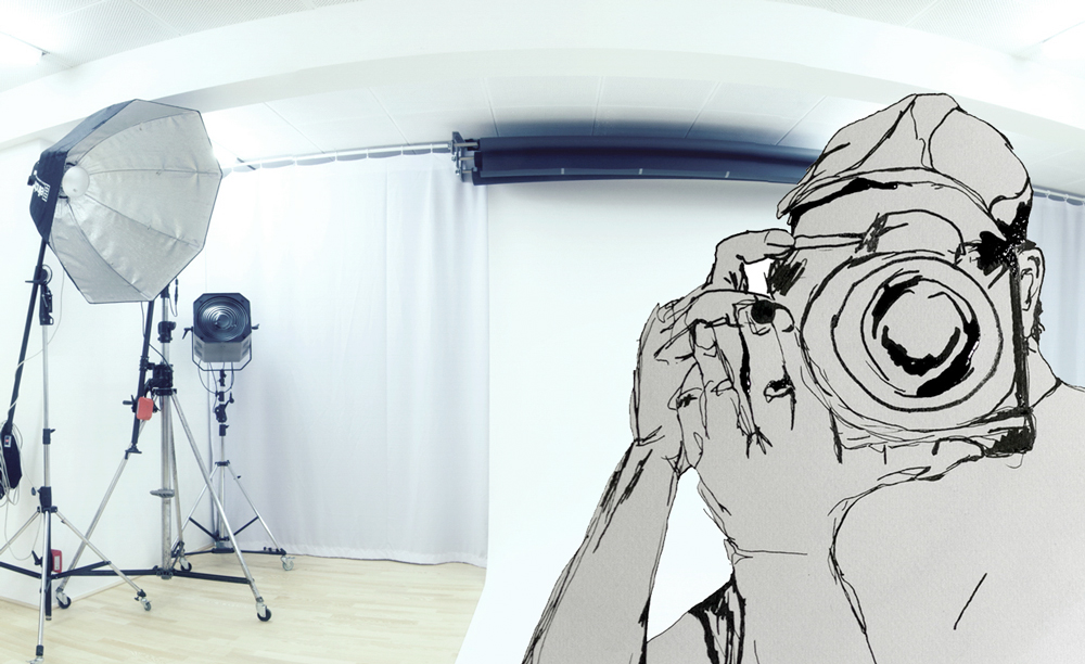 Das Fotostudio Foto Flausen in Salzburg Schallmoos ist Spezialist für Werbung, Reportage, Porträt, Hochzeit, Architektur und Bühne.